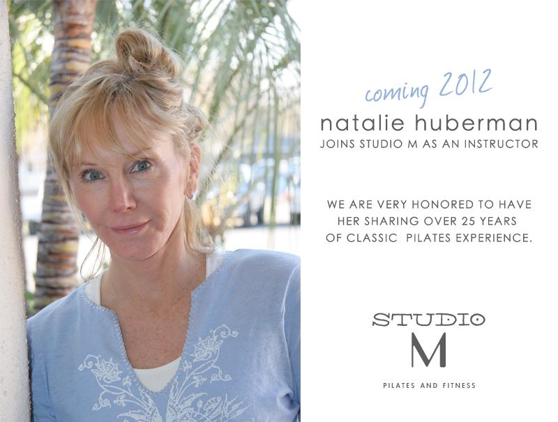 Natalie Huberman - Studio M